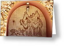 To Bethlehem Greeting Card