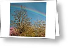 To See The Light Greeting Card