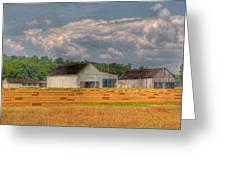 Tobacco Barn 2 Greeting Card