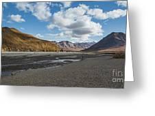 Toklat River Greeting Card