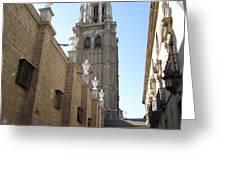 Toledo Church IIi Greeting Card