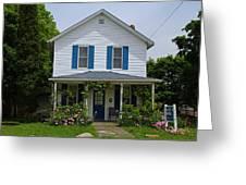 Toledo House Greeting Card