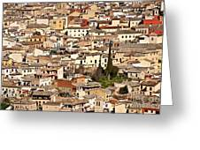 Toledo Spain Greeting Card