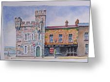 Toll House  Limerick Greeting Card
