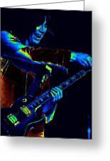 Boston Rock #1 Greeting Card