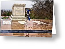 Tomb Of The Unknown Soldiers Greeting Card