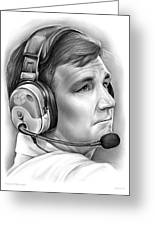 Tommy Bowden Greeting Card
