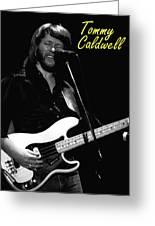 Tommy Caldwell In Spokane 2 Greeting Card