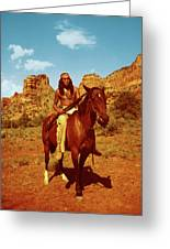 Tonto Color Greeting Card