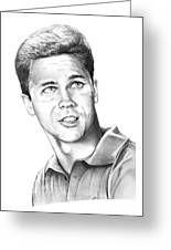 Tony Dow-whally Cleaver-murphy Elliott Greeting Card