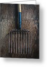 Tools On Wood 66 Greeting Card