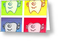 Tooth Fairies Greeting Card