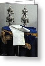 Torah Dressing Greeting Card