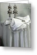 Torah Dressings On Yom Kipur Greeting Card