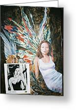 Tori Amos Greeting Card