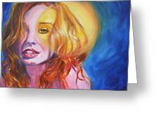 Tori Amos Inner Sun Greeting Card