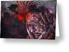 Torment Greeting Card by Mimulux patricia no No
