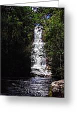 Toron Falls Greeting Card