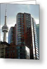 Toronto 1 Greeting Card