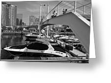 Toronto_903 Greeting Card