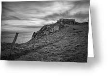 Torr Head Lookout Greeting Card