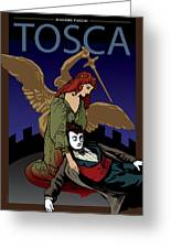 Tosca Greeting Card