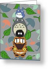 Totem Totoro Sweatshirt