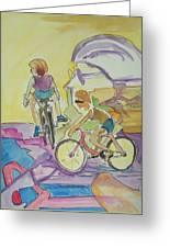 tour of California 2011 Greeting Card