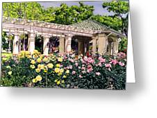 Tournament Of Roses Greeting Card