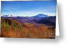Toutle River Greeting Card
