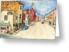 Towanda Pa Greeting Card