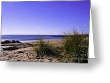 Toward White Sands Greeting Card
