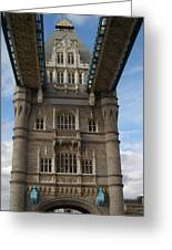 Tower Bridge Two Greeting Card