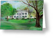 Town And Country Farm Lexington Greeting Card
