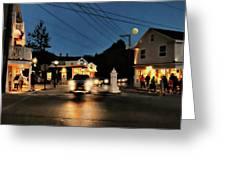 Route 9 Greeting Card