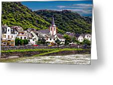 Town Of Kestert Greeting Card
