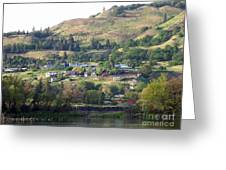 Town Of Lyle Greeting Card
