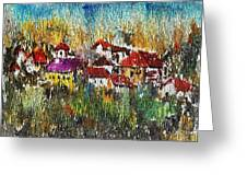 Town To Country Greeting Card