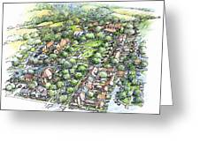 Township Greeting Card
