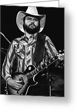 Toy Caldwell Live Greeting Card