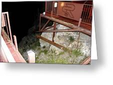 Tr16 Sandia Peak Greeting Card