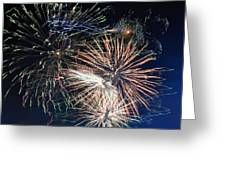 Trails Of The 4th Greeting Card