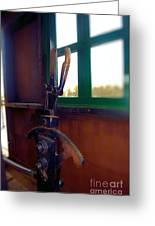 Trains 6 Selfoc Greeting Card