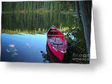 Tranquil Afternoon Greeting Card