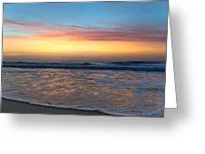 Tranquil Brilliance  Greeting Card