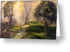 Tranquil Spring  Greeting Card