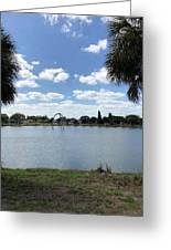 Tranquility - Port Richey, Florida Greeting Card