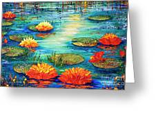 Tranquility V  Greeting Card