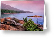 Tranquillity At Dawn Greeting Card