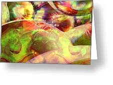 Transabstrct-20 Greeting Card